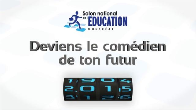 Salon de l'éducation